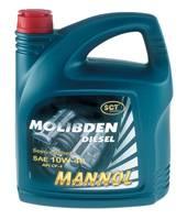 моторное масло Mannol Molibden Diesel