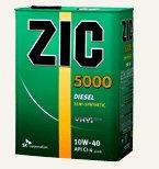 полусинтетика ZIC для дизельных двигателей