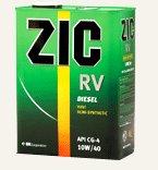 полусинтетика для дизеля ZIC